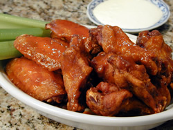 Payton's Place wings